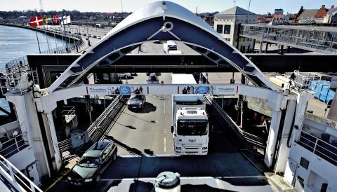 Scandlines afslutter salget af ruten Helsingør-Helsingborg