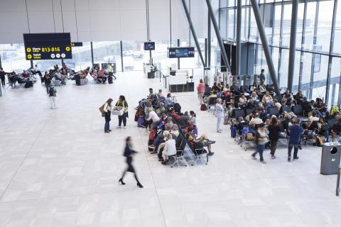 2017: Over 4 prosent vekst i flytrafikken, oppgangen i nord fortsetter