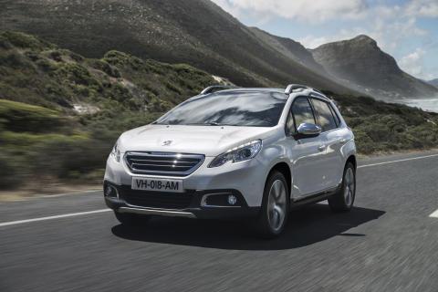 Smygpremiär för Peugeot 2008 på Vätternrundan 2013