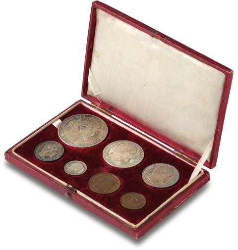 Unikke pragtmønter fra det danske kongehus under hammeren