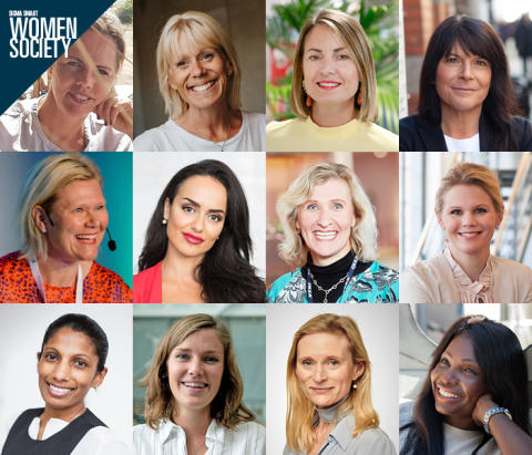 Successful women at Sigma's network meetings