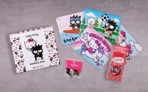Sushi Yama lanserar barnmenyn Yama Kids