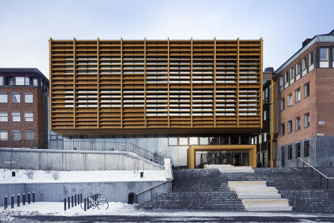Nu invigs KTH Södertäljes nya campus – stadens nya mötesplats