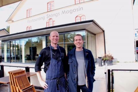 Stångs Magasin i Linköping KRAV-certifierar sin restaurang