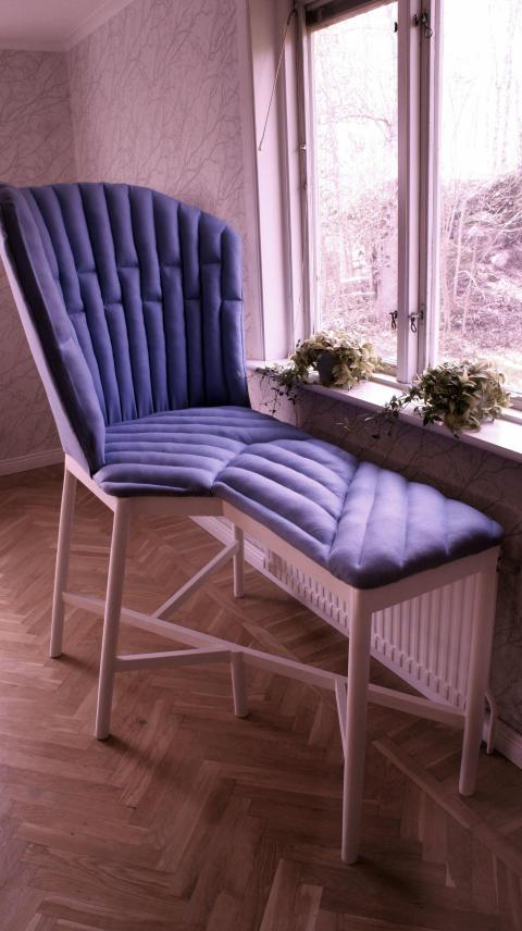 Kristina Kruuna - Highly Sensitive – Window Throne