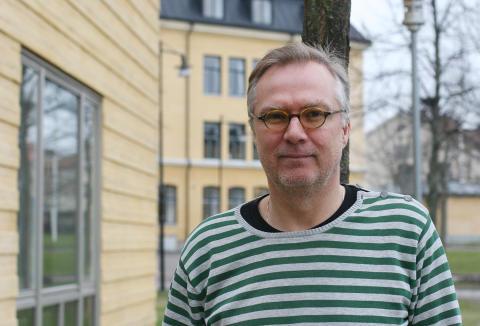 Håkan Nilsson, adjunkt i socialpsykologi
