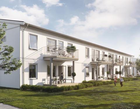 BoKlok bygger fler bostäder på Hammarö