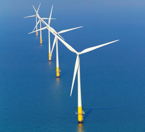 Ramböll intar den kinesiska marknaden för havsbaserad vindkraft