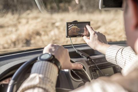 Garmin car camera