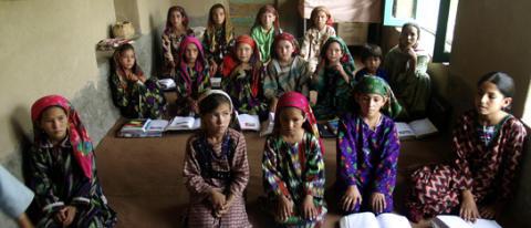 Sveriges elever arbetar för barn och ungdomar i Afghanistan