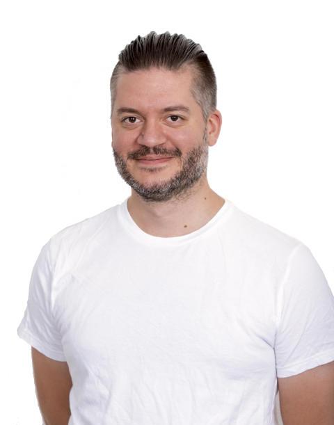 Ny medarbetare: Daniel Flachsbinder