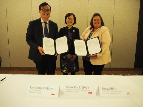 UL and Enterprise Singapore sign agreement to collaborate on standards supporting emerging areas
