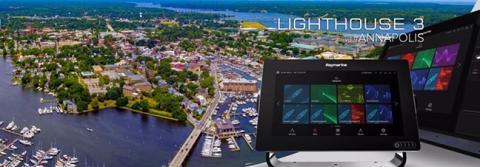 Raymarine's New LightHouse OS Update Revealed