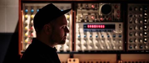 DJ Shadows samples og beats brager gennem VEGA