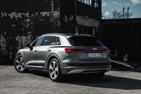 Længere rækkevidde til Audi e-tron