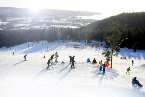 Branäsgruppen förvärvar Ulricehamns Ski Center