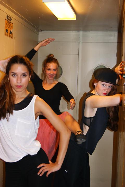 Dansshow