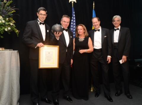 SACC New York-Deloitte Green Award 2015