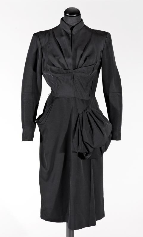 Klänning, 1940-tal.
