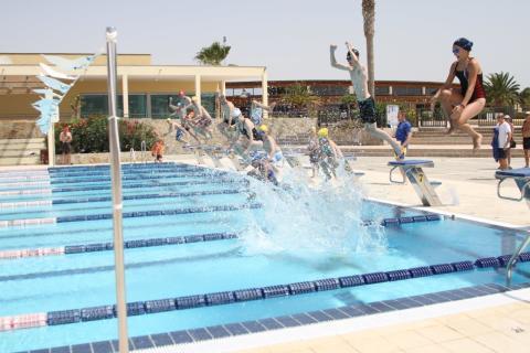 Succé för Apollos Youth Sports Camp – extravecka lanseras