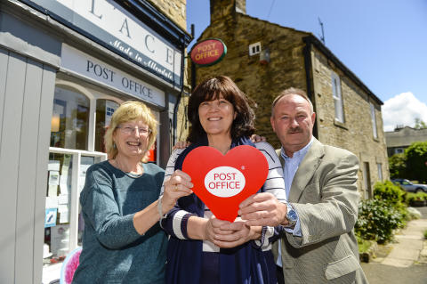 New Digital Community 'Hub' Launched By Allendale Post Office