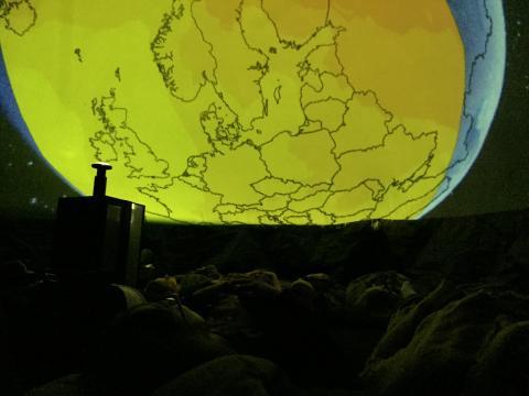 Pressinbjudan: 60 gymnasieelever till SMHI för att lära mer om klimatforskning