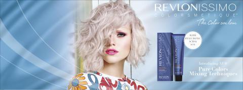 Revlon Malibu Collection Header