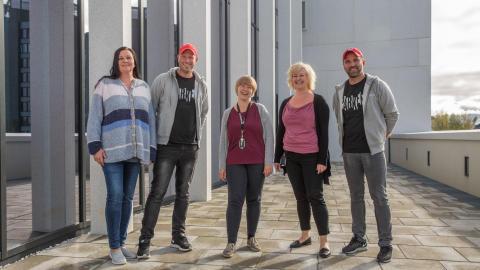 Denne gjengen skal samle arrangør-Norge i Bodø
