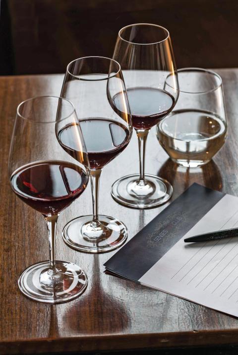 Nordic Sea Winery_Vinprovning