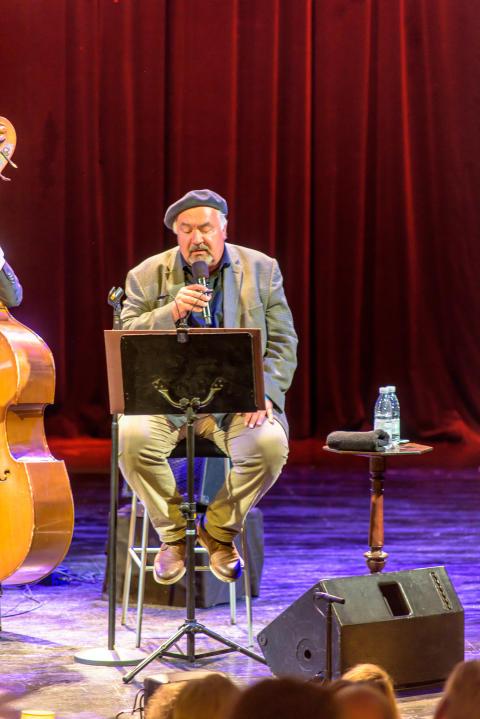 Dagfinn Nordbø 15082017 Oslo Jazzfestival