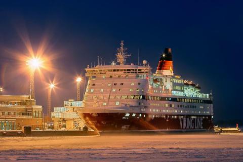 All time high - Passagerarrekord för Viking Line
