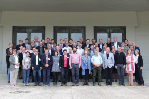 World Goetheanum Association Gruppenbild _ by Heike Sommer
