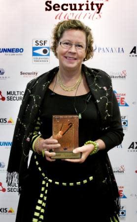 Karlstad kommun vinnare i Security Awards