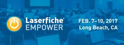 Fortrus at Laserfiche Empower 2017