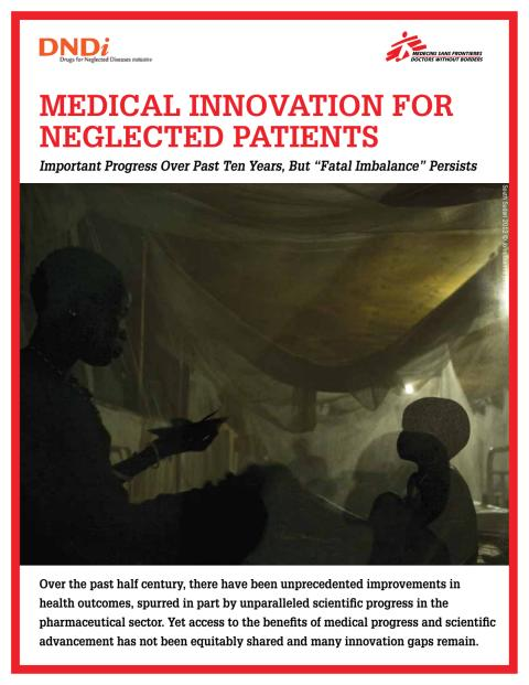 MEDICAL INNOVATION FOR NEGLECTED PATIENTS