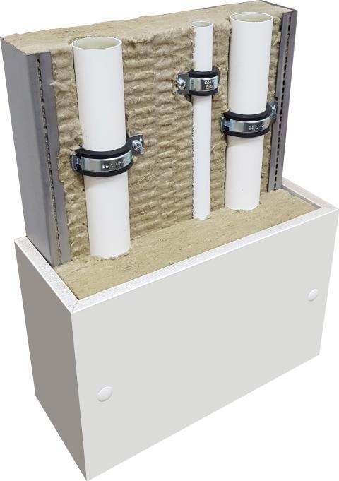 MDF modul isolerad - pressbild