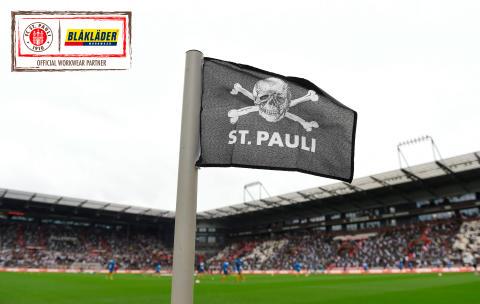 BLÅKLÄDER ER NÅ OFFISIELL ARBEIDSTØYPARTNER MED FC ST. PAULI