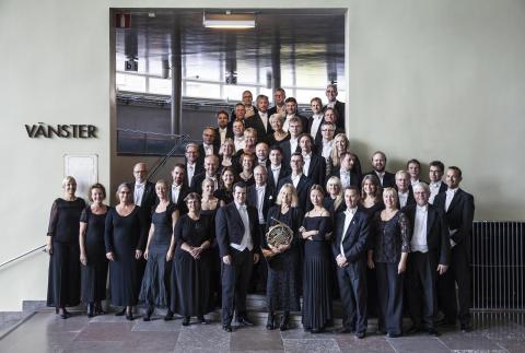 Helsingborgs Symfoniorkester på USA-turné