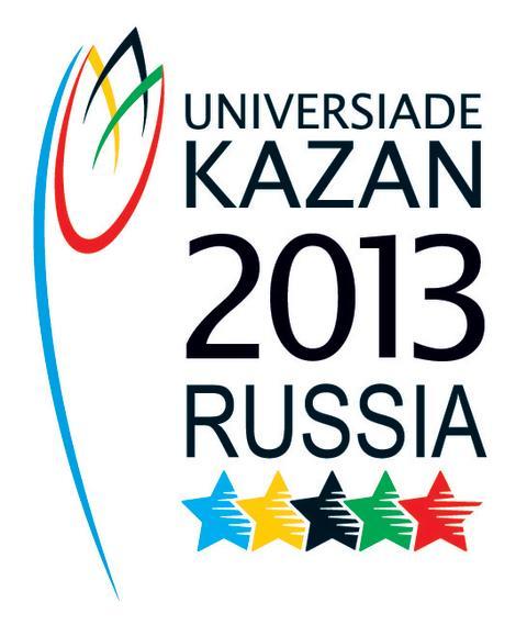 Universiaden i Kazan 6-17 juli 2013