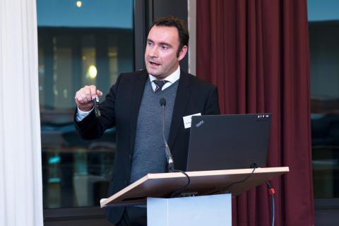 FPZ Vortrag auf dem Deutschen Kongress für Orthopädie und Unfallchirurgie
