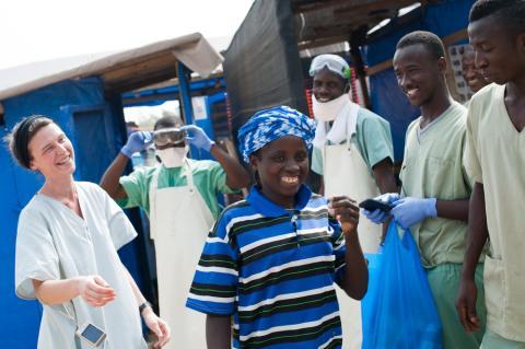 Läkemedelsprövningar: Favipiravir har en positiv effekt för vissa ebolapatienter