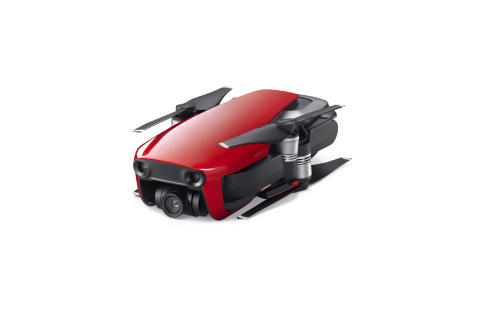 Mavic Air_Flame Red_folding