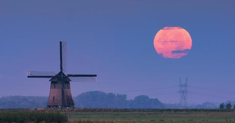 Supermoon Benelux