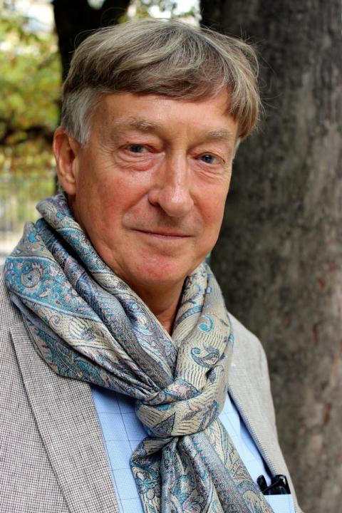 Erik Fichtelius. Foto: Ulrika Beck-Friis