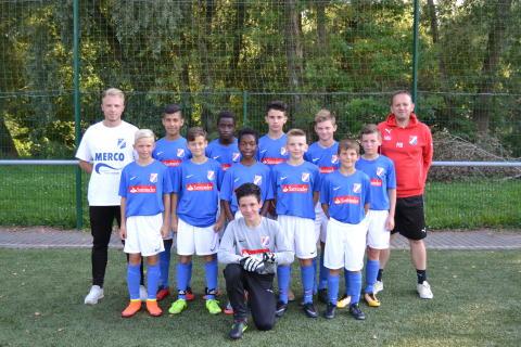 Trikotsponsoring VfB IMO Merseburg