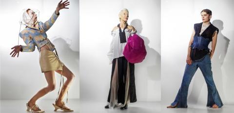 Pressinbjudan till modevisning med Beckmans på Nordiska museet