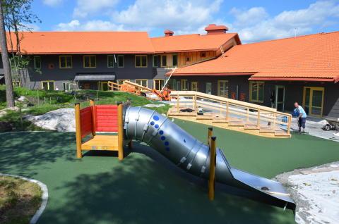 PRESSINBJUDAN: Invigning av nybyggd kommunal förskola i Kärrtorp