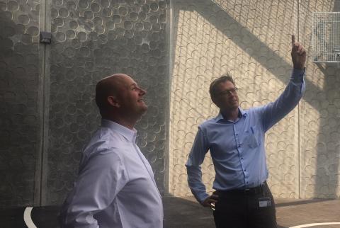 Nyt superfængsel åbner snart på Falster