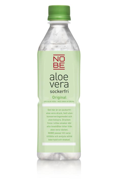 NOBE aloe vera sockerfri Original