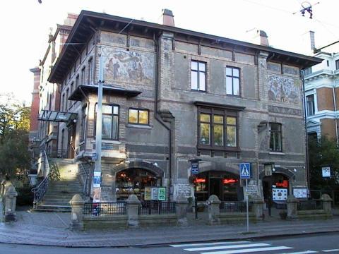 Tomtehuset i Vasastaden